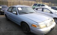 2001 FORD CROWN VICTORIA LX #1275637231