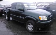 2001 TOYOTA TUNDRA ACCESS CAB LIMITED #1275701887