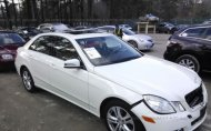 2011 MERCEDES-BENZ E 350 4MATIC #1277673147