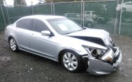 2009 HONDA ACCORD EX #1287185294
