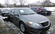 2012 CHRYSLER 200 TOURING #1291095927