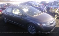 2009 HONDA CIVIC EXL #1292167947