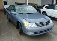 2003 TOYOTA AVALON XL #1299389414