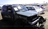 2016 JEEP RENEGADE LATITUDE #1303306804