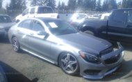 2015 MERCEDES-BENZ C 300 4MATIC #1304852611
