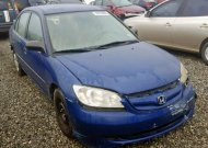 2005 HONDA CIVIC DX V #1305145497