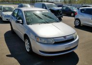 2003 SATURN ION LEVEL #1305723364