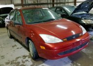 2001 FORD FOCUS LX #1306418591