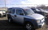 2005 HONDA ELEMENT EX #1306734344
