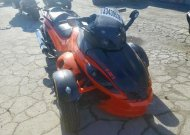 2012 CAN-AM SPYDER ROA #1307009287