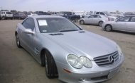 2003 MERCEDES-BENZ SL 500R #1307362677