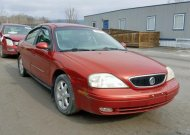 2000 MERCURY SABLE LS P #1307657874