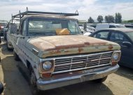 1969 FORD F-250 #1308277437