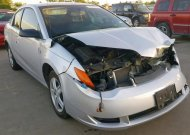 2007 SATURN ION LEVEL #1315471994