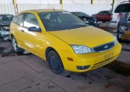 2007 FORD FOCUS ZX3 #1317270347