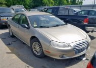 2002 CHRYSLER CONCORDE L #1321517967