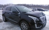 2017 CADILLAC XT5 LUXURY #1323012894