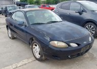 1999 FORD ESCORT ZX2 #1323939387