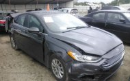 2017 FORD FUSION S #1324238021
