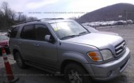 2001 TOYOTA SEQUOIA LIMITED #1324905531