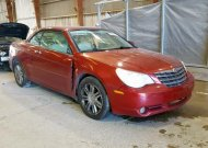 2008 CHRYSLER SEBRING LI #1326945024