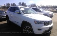 2018 JEEP GRAND CHEROKEE LIMITED #1328433007