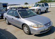 2002 HONDA ACCORD DX #1334505074
