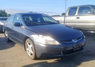 2005 HONDA ACCORD HYB #1335348417