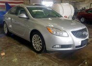 2011 BUICK REGAL CXL #1335935211