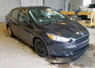 2018 FORD FOCUS S #1338321504