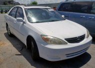 2002 TOYOTA CAMRY LE #1339472281