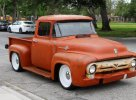 1956 FORD F-100 #1340142107