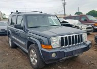 2007 JEEP COMMANDER #1343141724