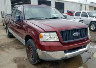 2005 FORD F150 #1343154711
