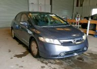 2008 HONDA CIVIC HYBR #1343746344