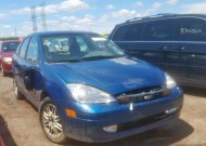 2000 FORD FOCUS ZTS #1344343767