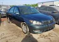 2006 TOYOTA CAMRY LE #1344378131