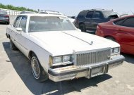 1983 BUICK REGAL LIMI #1346146267
