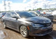 2015 CHRYSLER 200 S #1346752931
