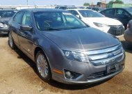 2010 FORD FUSION HYB #1347332074