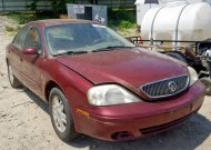 2004 MERCURY SABLE LS P #1354326744