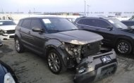 2015 LAND ROVER RANGE ROVER EVOQU PURE PLUS #1354665407
