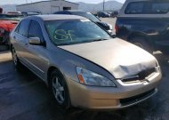 2005 HONDA ACCORD HYB #1354922814