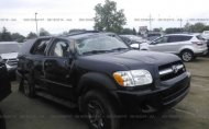 2007 TOYOTA SEQUOIA LIMITED #1355248004