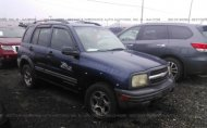 2001 CHEVROLET TRACKER ZR2 #1355753897
