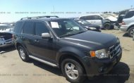 2009 FORD ESCAPE XLT #1355766394