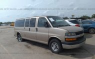 2012 CHEVROLET EXPRESS G3500 LT #1358739031
