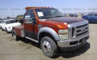 2009 FORD F450 SUPER DUTY #1359325521