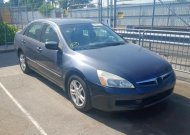 2007 HONDA ACCORD EX #1359615517
