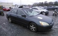 2004 HONDA ACCORD EX #1360541407